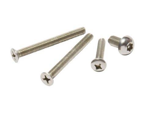 316不锈钢机螺钉