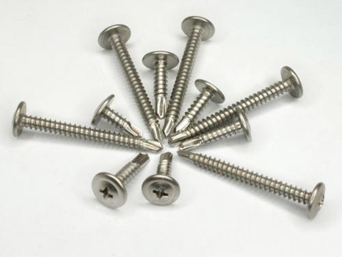 不锈钢钻尾螺丝