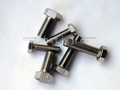 外六角不锈钢细牙螺丝